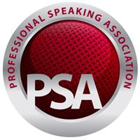 Professional speakers logo